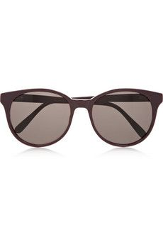 PRISM Rio round frame acetate sunglasses. Make you even more impatient for the summer to arrive!