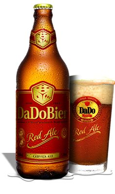 ! I´ve already drank this beer ! From BraSil ! [DadoBier Red Ale - American Pale Ale - 5.3%abv]