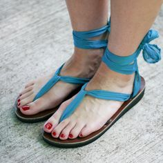 Style & Customize Sandals-Sseko Designs from Uganda that you can wear hundreds of ways. Profits go to the women who make them.