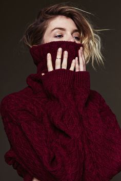 designers Gillian Mahin and Laura Hall have launched their debut collection of knitwear for fall http://honestlywtf.com/collections/for-love-lemons-knitz/