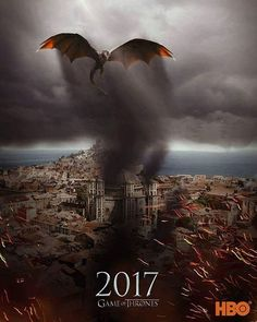 GoT Season 7 #Fire&Blood