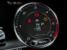 Mercedes Benz AMG Digital Speedometer Concept II on Behance