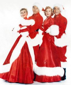 'White Christmas' - 1954 classic holiday movie Top 10 Family Christmas Movies