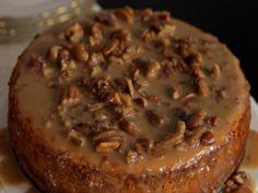 Pumpkin Maple Pecan Cheesecake...great dessert to bring to Thanksgiving