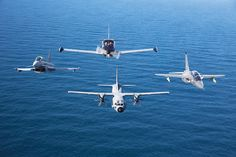 Alenia Aermacchi Flight Formation -