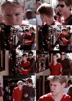 Unnecessarily Evil Initiative Omega-91 - Top 15 Brian/Justin Scenes from Queer As Folk