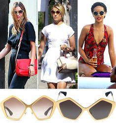 famous shades this year miu miu culte sunglasses stylefrizz miranda kerr celebrity style and fashion 470x497