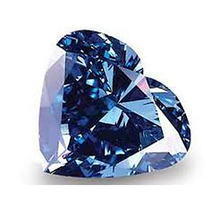 """The Heart of Eternity is a diamond weighing & was graded """"Fancy Vivid Blue"""" by the GIA (Gemological Institute of America). The Heart of Eternity was owned by the Steinmetz Group before selling it to the De Beers Group. Gems Jewelry, Diamond Jewelry, Gemstone Jewelry, Jewellery, Diamond Mines, Heart Shaped Diamond, Minerals And Gemstones, Rocks And Gems, Colored Diamonds"""
