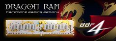 DDR4 Dragon RAM Dual Channel Kit - Products - GeIL Memory