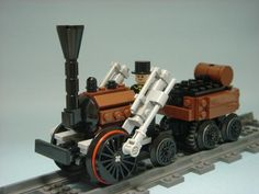 Motorised Rocket Steampunk Lego, Lego Universe, Lego Creator Sets, Lego Sculptures, Lego Boards, Lego Trains, Lego Military, Cool Lego Creations, Lego News