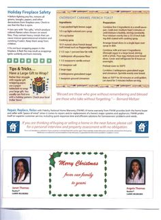 November Real Estate Newsletter By Team Thomas Realtors Via