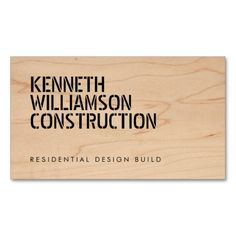Home Remodeling Amp Repair Business Cards Html on