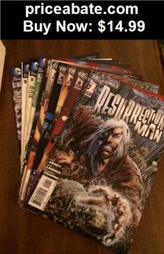 Collectibles: DC New 52 Resurrection Man 1 2 3 4 5 6 7 8 9 10 Lot Run 1st Print - BUY IT NOW ONLY $14.99