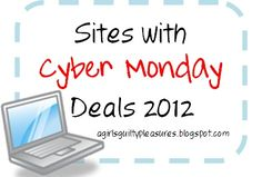 Updated: Cyber Monday Deals!! Don't miss out today before Christmas shopping gets more expensive
