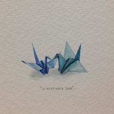 Consulta Esta Foto De Instagram Lorraineloots O 538 Me Gusta Paper Crane