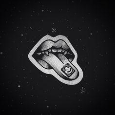 #klink #klinktattoo #ink #inked #kiev #ua #ukr #ukraine #vintage #tattoo #artist #oldschooltattoo #oldschool #хоумтату #blacktattooart #blxckwork #traditional #traditionaltattoo #line #shading #flash #set #acid #lysergic #lsd #lips