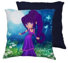 Lady Berry Pillow