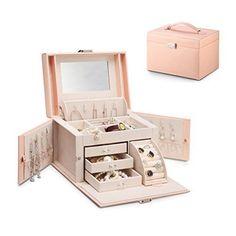 Storage Box Jewelry Organizer Women Fashion Gift