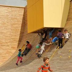 The Rampart Wave by BASE « Landscape Architecture Works | Landezine
