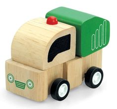 Houten speelgoedvoertuig Stortwagen €9,99