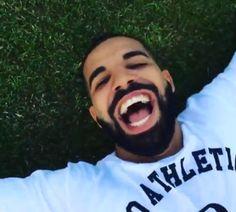 Drake I love his smile