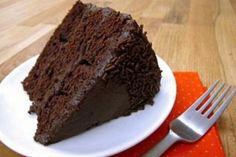 Extreme Chocolate Cake II Recipe
