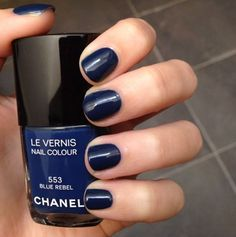 kukucuckoo's photos - My favourite kind of jeans. Les Jeans de @CHANEL in Blue Rebel. #KukuOfTheDay #NOTD | @kukucuckoo