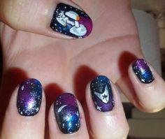 Star Nail Designs http://www.naildesignspro.com/star-nail-designs/