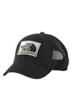 4d89b66486f The North Face  Mudder  Trucker Hat (Big Boys) North Face Hat