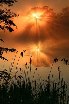 Misty Star by Anton Petrus. Sun dog.