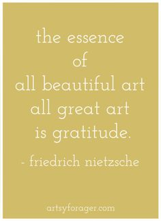 #quotes #art #gratitude