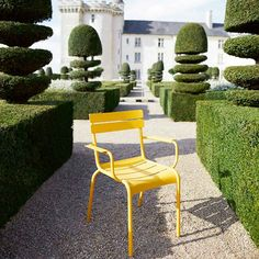 Luxembourg Armchair from the Luxembourg Modern Outdoor Furniture collection