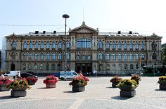 Ateneum Helsinki Finland - Architecture and Historic Places - Buildings - Amazing Travel Photography and Sightseeing Destinations Visit Helsinki, City Architecture, Interesting History, Abandoned Buildings, Urban Planning, Beautiful Buildings, Best Cities, Capital City, The Fresh