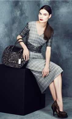 Marks & Spencer Autumn-Winter 2013-2014 lookbook (4)