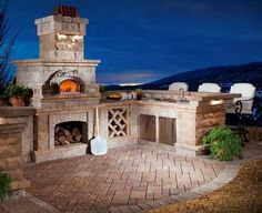 Outdoor Brick Oven | Outdoor Elements - WBTV 3 News, Weather, Sports, and Traffic for ...