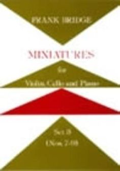 Check out the Miniatures For Piano Trio Set 3 Availible at Carlingford Music Centre Online Music Stores, Piano, Miniatures, Centre, Campaign, Drop, Medium, Check, Products