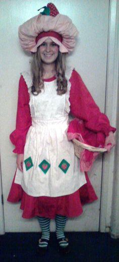 Strawberry Shortcake Costume by ~nimisha on deviantART