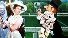 Mary Poppins ~ Supercalifragilisticexpialidocious, via YouTube.