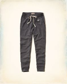 Girls Hollister Jogger Sweatpants | Girls Bottoms | HollisterCo.com