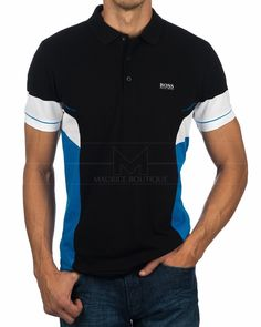 Gifts for men with beards [for pros and beginners] Mens Designer Polo Shirts, Mens Polo T Shirts, Polo Tees, Men's Polo, Polo Shirt Design, Polo Design, Camisa Polo, Hugo Boss Shirts, Hugo Boss Man