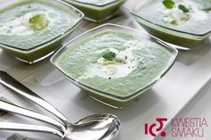 Broccoli soup, leek and spinach, the best recipe for broccoli cream.