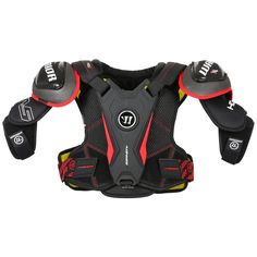 Pads and Guards 20856: New Warrior Dynasty Hd1 Ice Hockey Shoulder Pads Senior Large/X-Large -> BUY IT NOW ONLY: $104.95 on eBay!