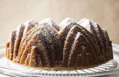 lavender lime bundt cake.