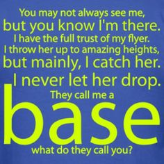 Don't ever forget about the BASE