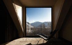 Aspen chalet view. | japanesetrash.com