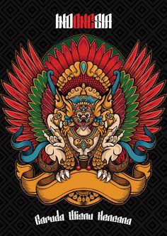 33 Ideas tattoo designs drawings illustration behance for 2019 Thailand Tattoo, Indonesian Art, Silhouette Clip Art, Tattoo Design Drawings, Thai Art, Dragon Tattoo Designs, Inca, Mural Painting, Flash Art
