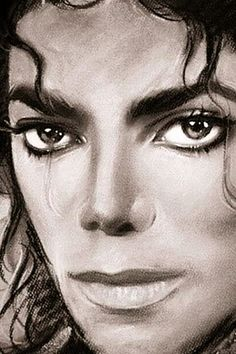 Michael Jackson - I'm not sure who the artist is but Wow!  Beautiful