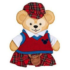 Disney Duffy Bear Clothes - United Kingdom Costume