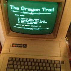 My FAVORITE day in elementary school...Oregon Trail Day!