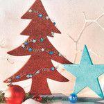 """Bücher - Webseite der Buchautorin & Designerin Patricia Morgenthaler aus dem Buch """"Glitzernde Weihnachten"""""""
